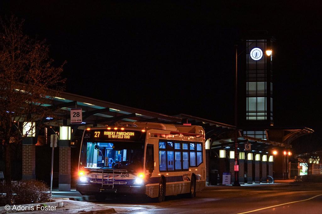 Brampton Transit 2012