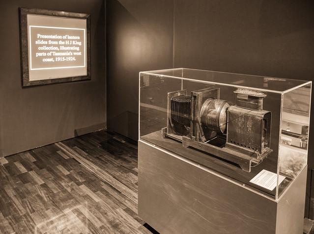 King's Lantern Slide Projector