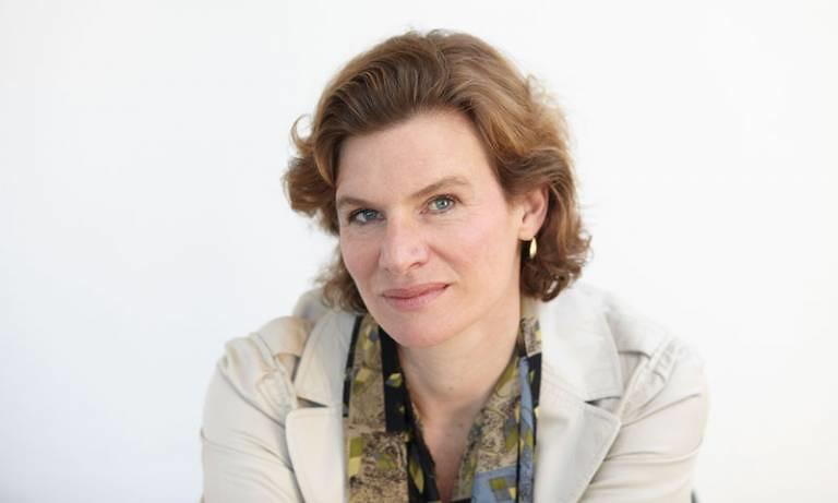 A headshot of economist Mariana Mazzucato