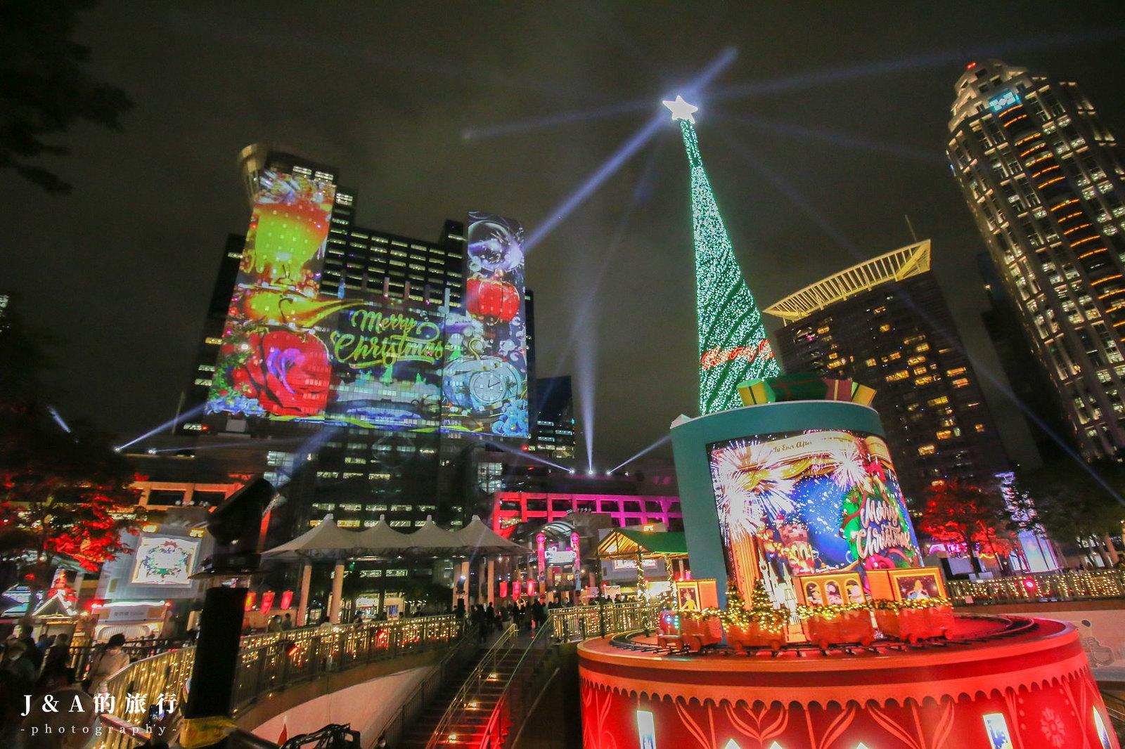 最新推播訊息:新北耶誕城明天開城囉!帶你看夢幻迪士尼主題燈飾造景