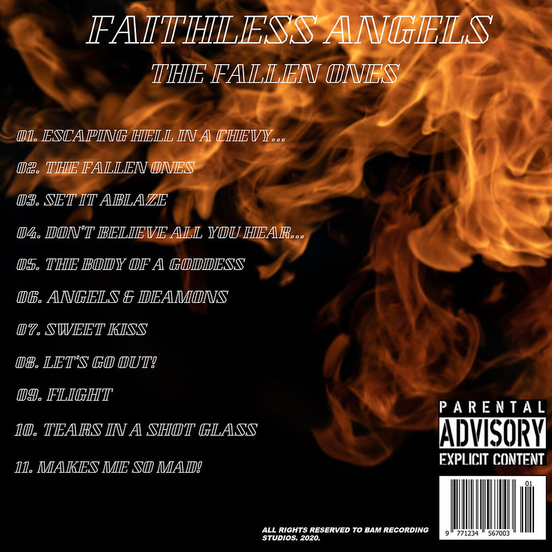 Faithless Angels 50592692033_070dbb5457_c