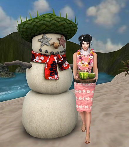 Artistic Rage - Tropical Holiday Dreams