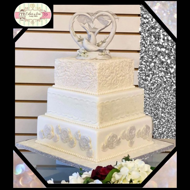 Cakes by Cakes & Love Pastry