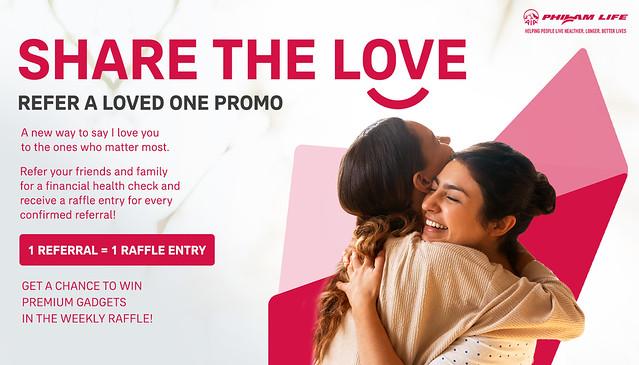 philamlife share the love