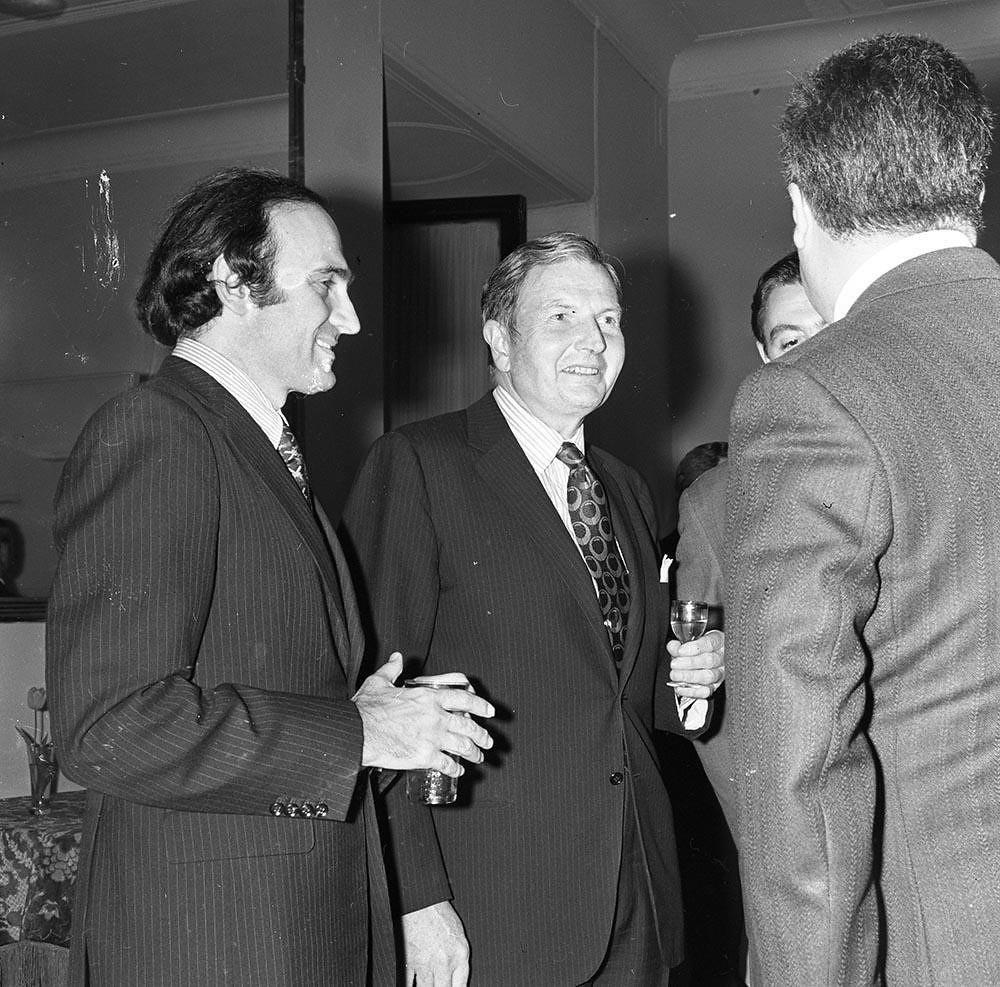 1973. Миллионер Рокфеллер