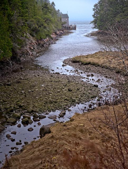 Living remote in Wonsqueak Harbor