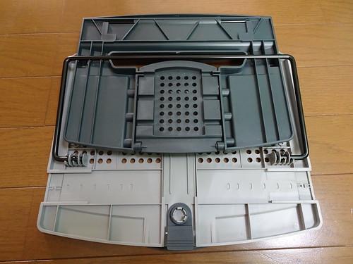 ノートパソコン台サンワサプライ DH-316