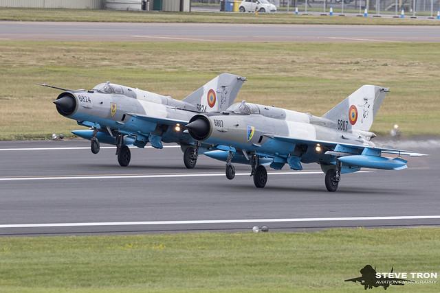 Mikoyan-Gurevich MiG 21