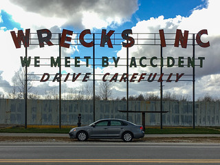 Wrecks | by Jim Grey