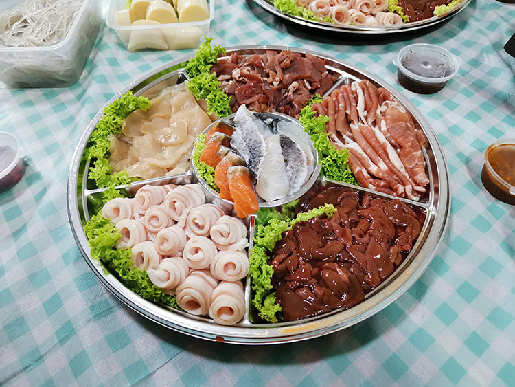 steamboat items