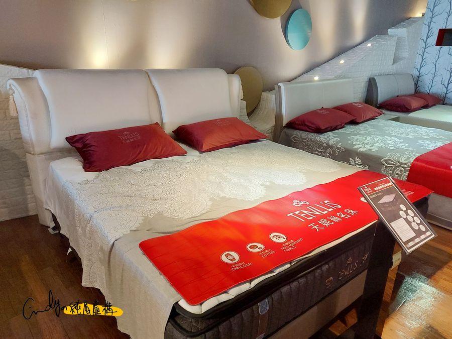 五股床墊MIT品牌:TENLLiS床墊