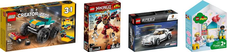 LEGO Lidl Med