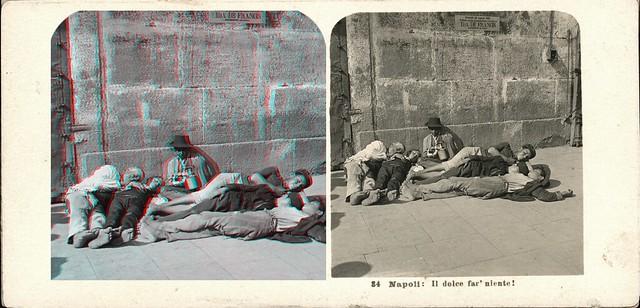 Napoli Il dolce far'niente. PNG34