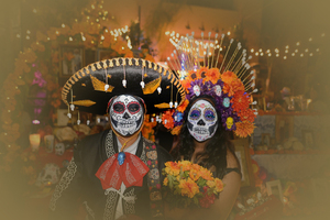 Feasts and Festivals of the Dead