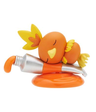 奇譚俱樂部《精靈寶可夢》第五彈「調色板顏色收集系列~橘色~」轉蛋 暖暖登場!