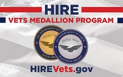 RESULTS Technology Receives 2020 Hire Vets Medallion Award from US Department of Labor