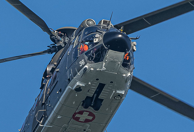 EML/LSME: SwissAirForce / Eurocopter As 532 UL Cougar / T-336