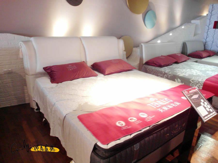 五股床墊MIT品牌:天妮絲雙人床墊