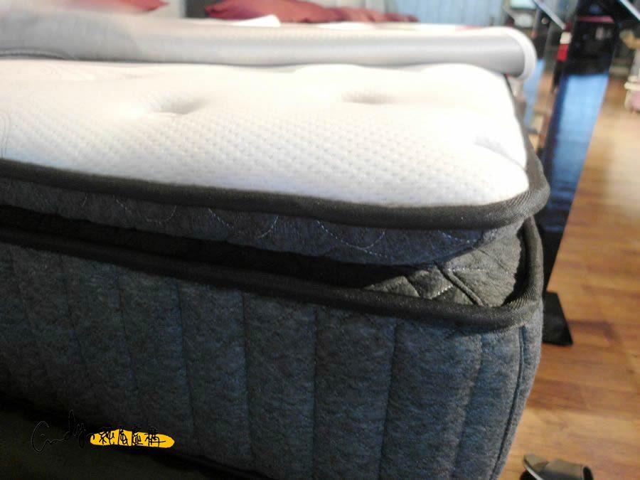 五股床墊MIT品牌:天妮絲床墊側面
