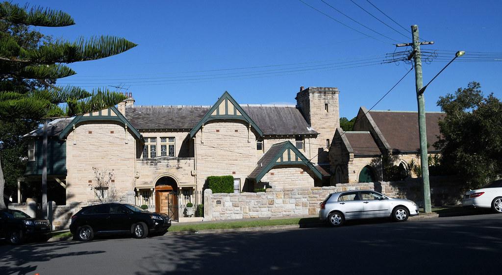 Former Church, Woolwich, Sydney, NSW.