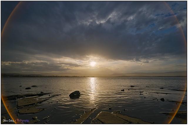 Quicksilver Sunset...