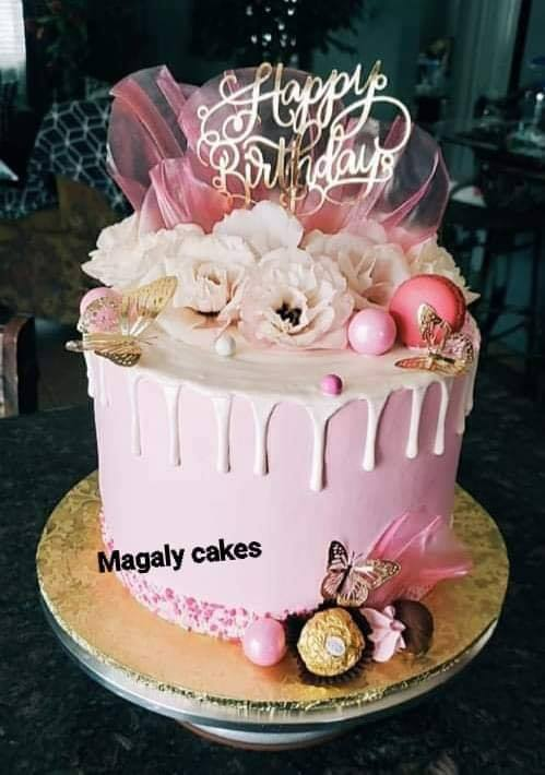 Cake by Magaly cakes