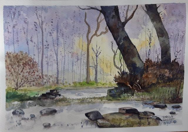 El torrente