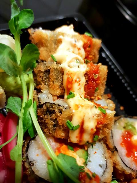 Spicy Tuna Rolls.