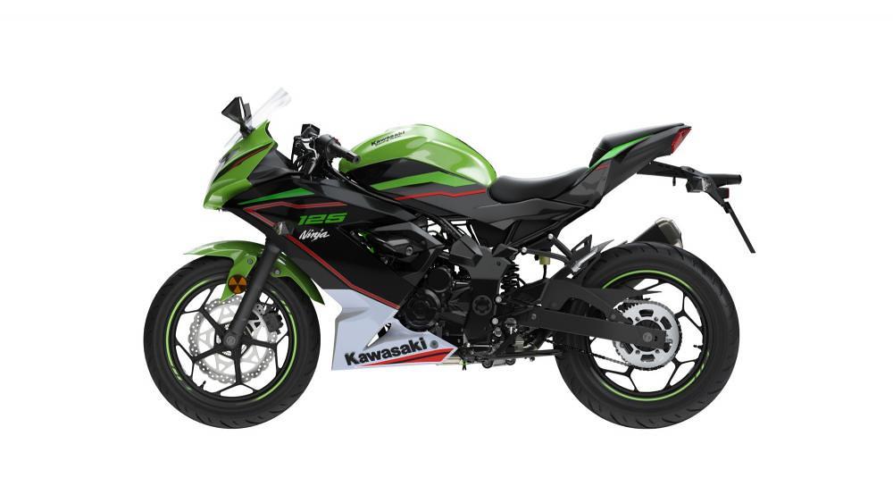 Kawasaki Ninja 125 2021 LV