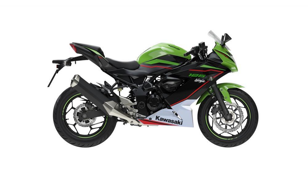 Kawasaki Ninja 125 2021 RV