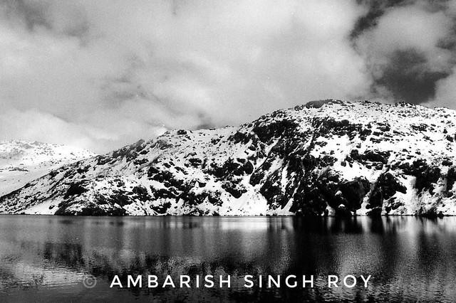 Tsangho Lake, Sikkim