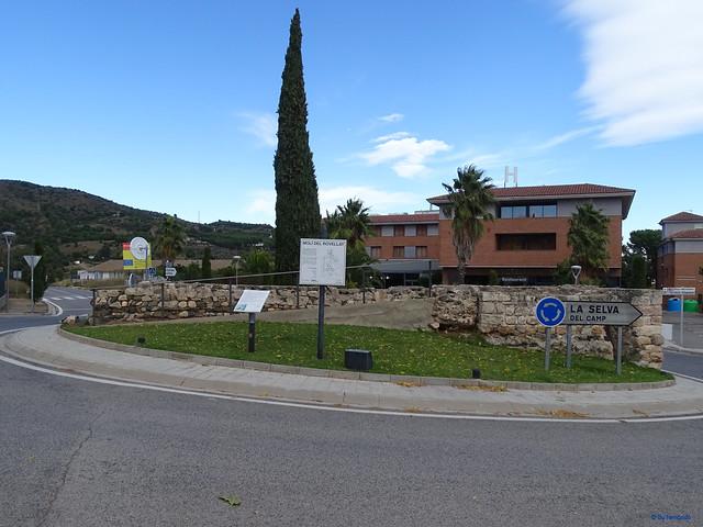 Baix Camp'20 (26-10) - Biciruta Galo de Los Campanarios-Etapa 1 Reus_la Selva 04 La Selva del Camp 14 Cruïlla camí dels Molins amb camí Vell de la Selva 02 Molí Del Rovellat 05