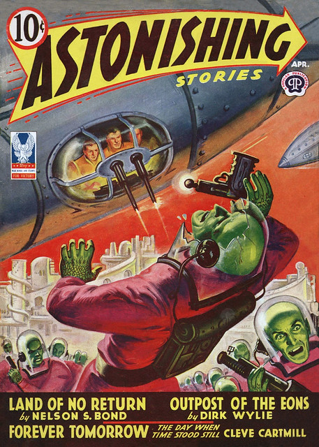 Astonishing Stories / April 1943 (Vol#4 #4)