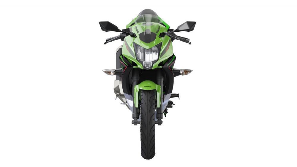 Kawasaki Ninja 125 2021 FV
