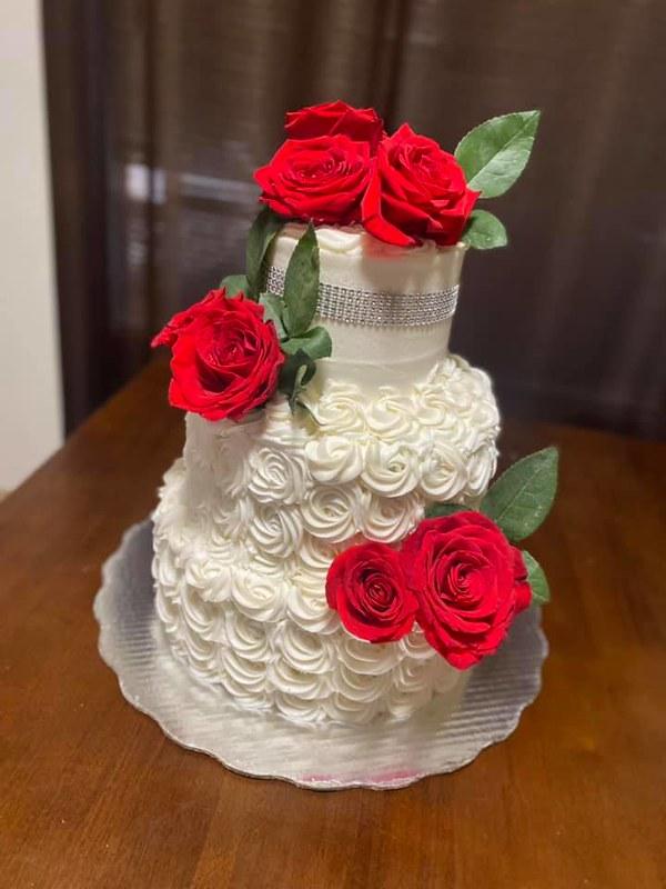 Cake by Vanessa's Cakes