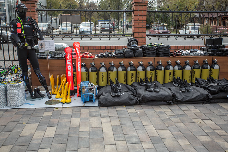 EU and UNDP donate large batch of equipment to rescuers in Donetsk Oblast