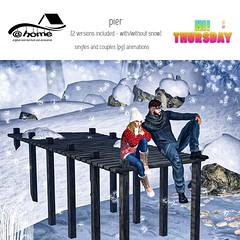@home - Winter Pier  for Hi Thursday Vendor