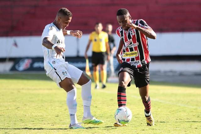 Brasileiro de Aspirantes - Santa Cruz x Grêmio