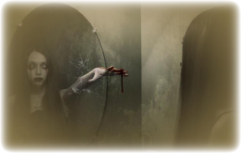 Mirrors in Ghost lore