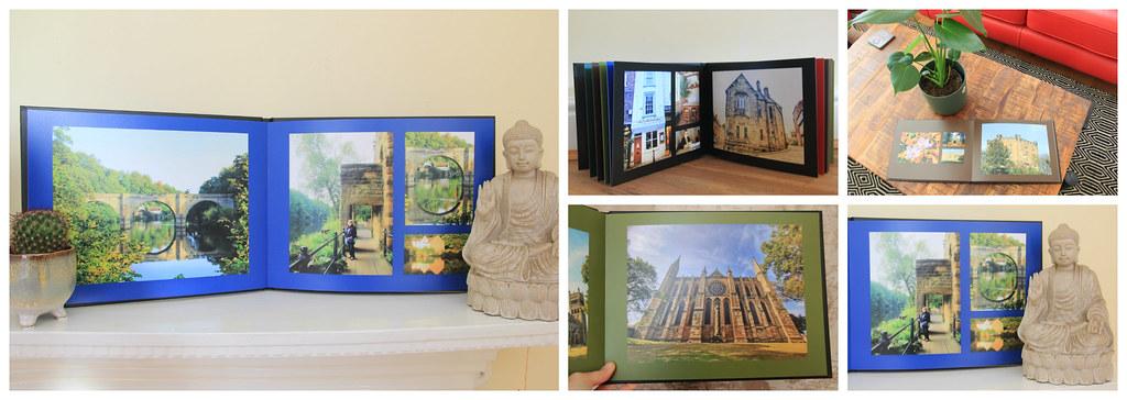 Photo book from Photobox