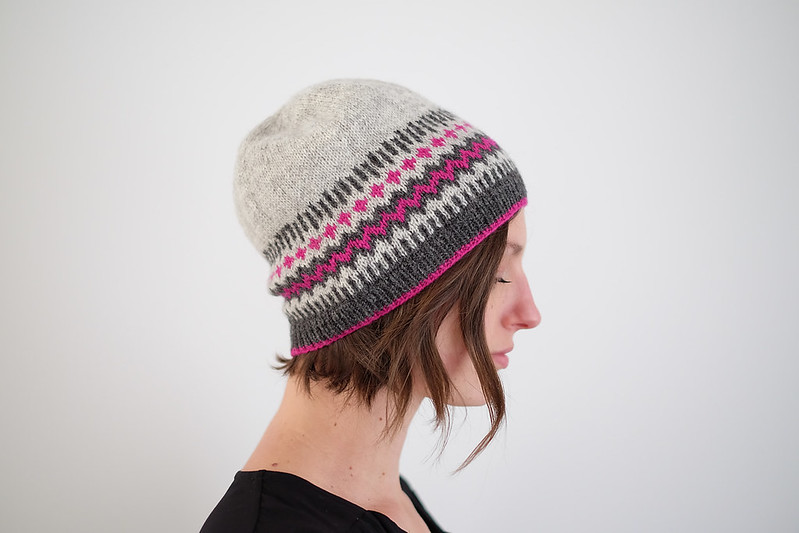 Tremblant Toque by Dianna Walla