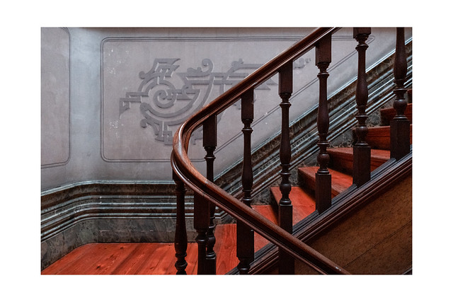 F0603 ~ The staircase