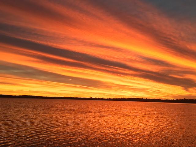 S20108 - Glorius Lines of Sunrise
