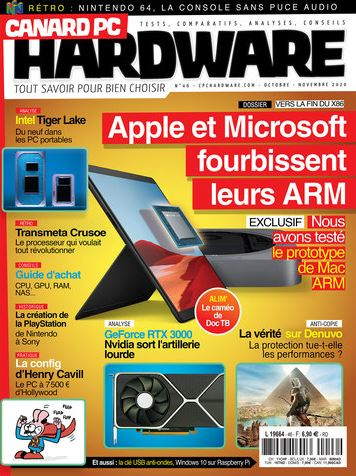 CanardPC Hardware