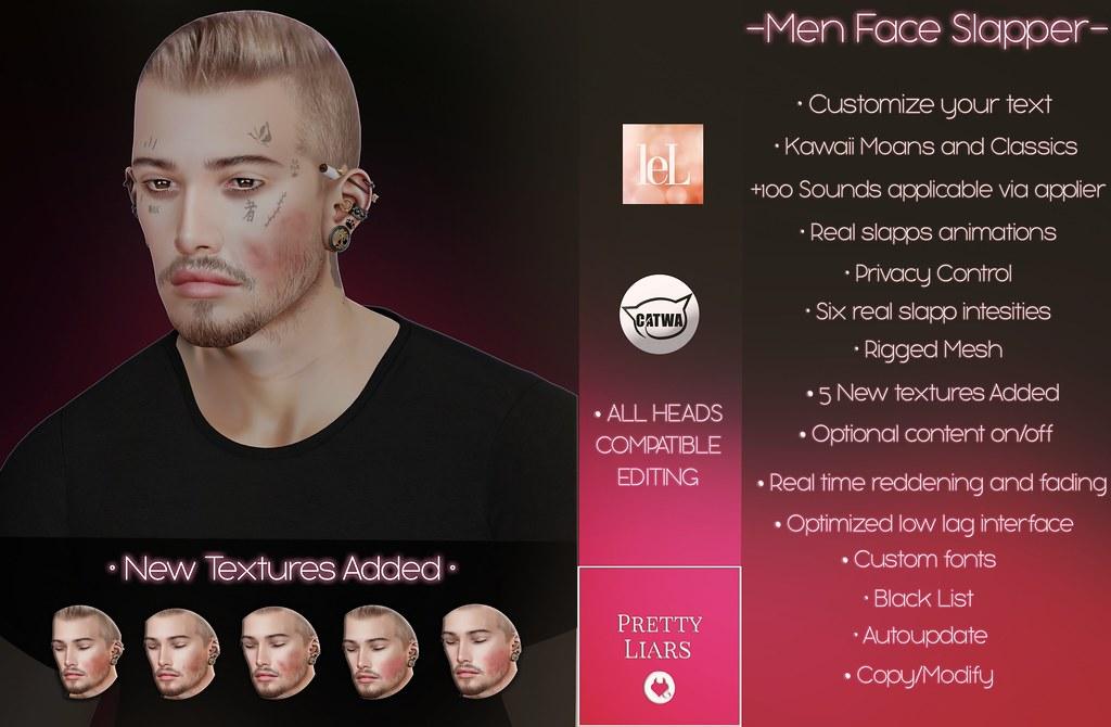 -Pretty Liars- Men Face Slapper