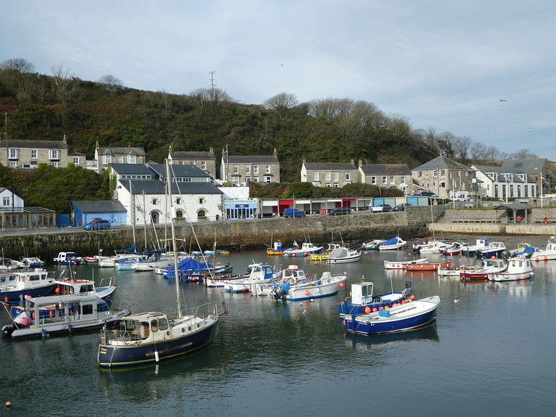 Porthleven harbour