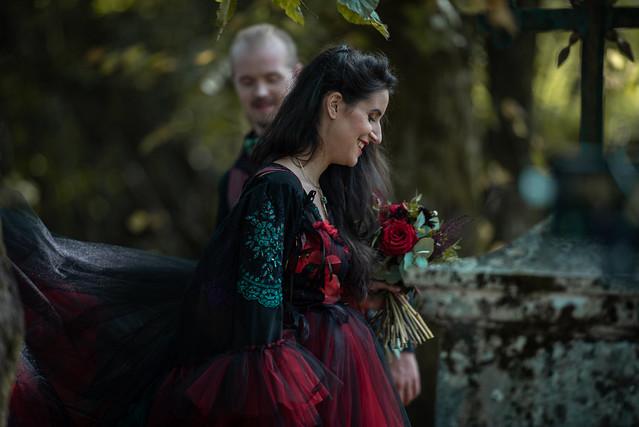 Robe de mariée Emilie