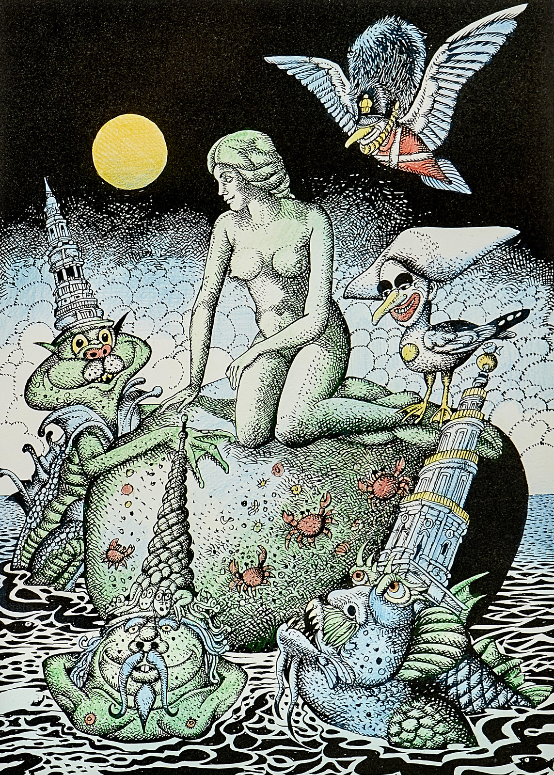 Hans Arnold - The Little Mermaid