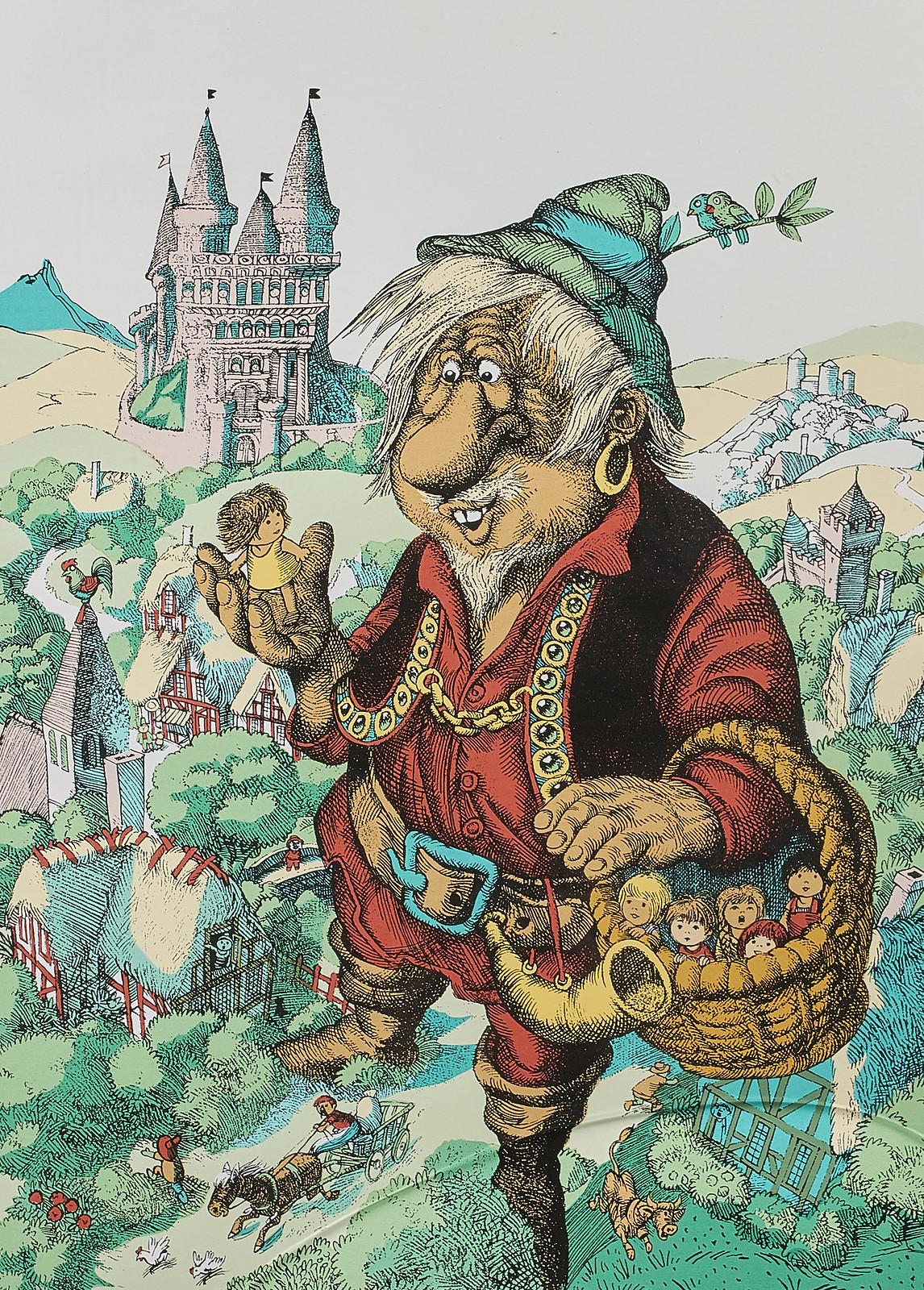 Hans Arnold - The Giant Mumburra