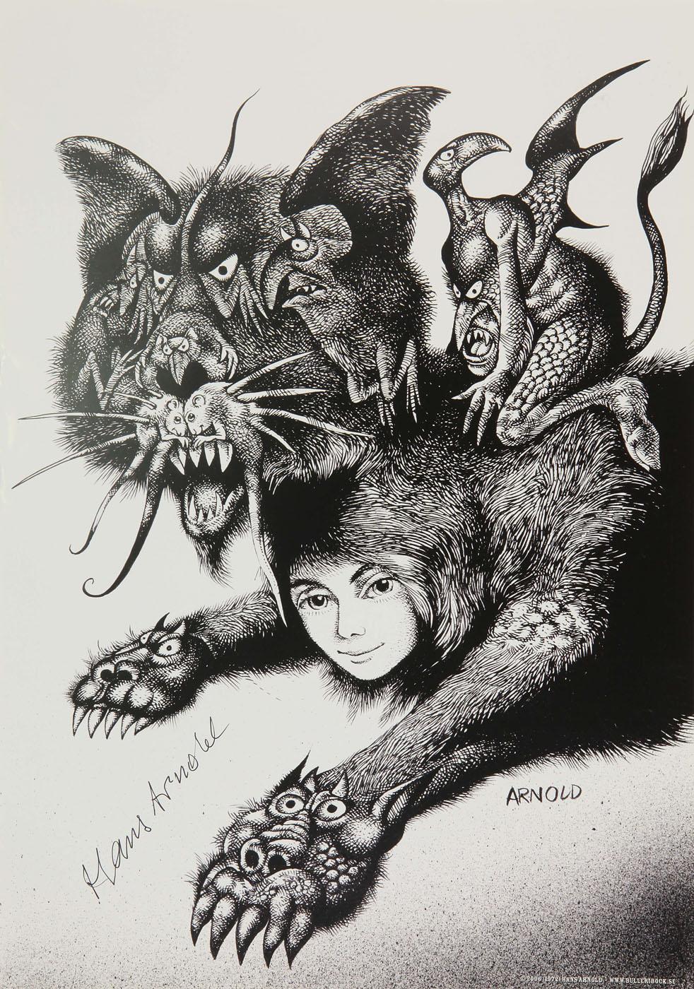 Hans Arnold - Monster Girl